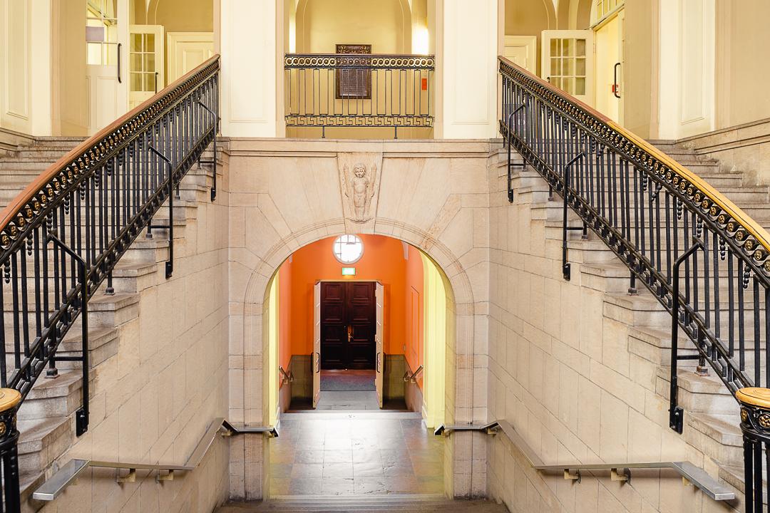 Eingang BEST-Sabel Designschule