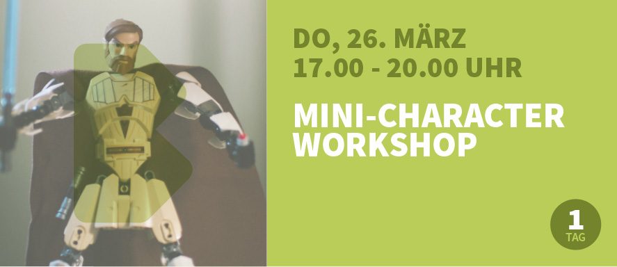 Mini-Charakter Workshop